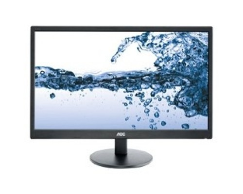 LCD AOC 21.5 E2270SWN черный TN 1920х1080 LED 5ms 16:9 90/65 20M:1 200cd D-Sub