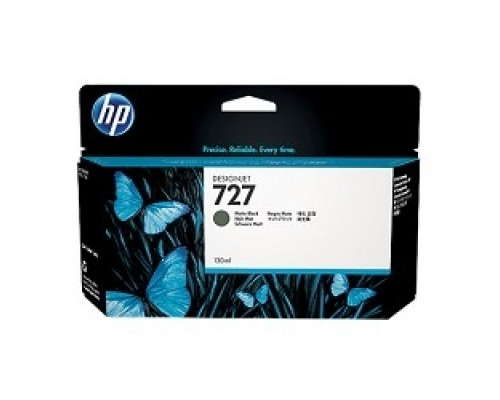 Расходные материалы HP B3P22A Картридж №727, Matte Black Designjet T920/T1500, black