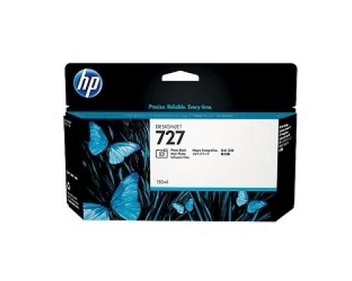 Расходные материалы HP B3P23A Картридж №727, Photo Black Designjet T920/T1500, black