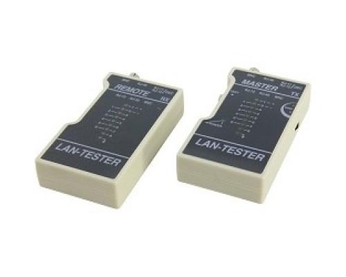 5bites LY-CT013 Кабельный тестер LAN тестер для BNC, RJ-45 / 12 / 11
