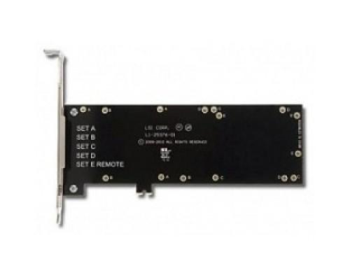 LSI LSI00291 SERVER ACC BBU BRACKET/LSI00291 LSI (Bracket-05) / BKT-BBU-BRACKET-05 / BBU-BRACKET-05 (01-23576-02 REV B)