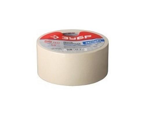 Малярная лента ЗУБР, креповая, 48мм х 50м 12115-50