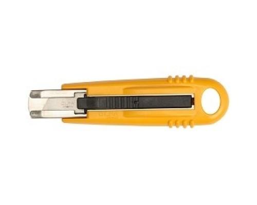 Штукатурно -малярный инструмент Нож OLFA выдвижным лезвием возвратной пружиной, 17,5мм OL-SK-4