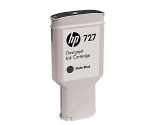 HP C1Q12A Картридж №727, Matte Black