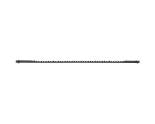 Полотно ЗУБР для лобзик станка ЗСЛ-90 и ЗСЛ-250, по мягкой древисине, сталь 65Г, L=133 мм, шаг зуба 0,9мм (24 TPI), 5шт 155807-0.9