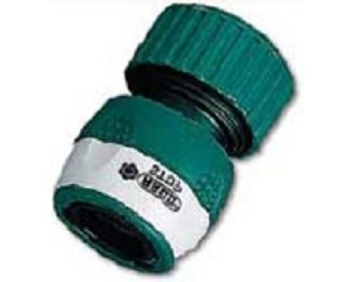 Соединитель RACO Comfort-Plus с автостопом (шланг-насадка), 2-компонентный, 3/4 4248-55237C