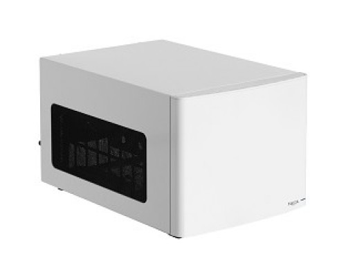 Fractal Design FD-CA-NODE-304-WH Node 304 White Mini-ITX, Micro-Tower, сталь, без блока питания, 2xUSB на лицевой панели