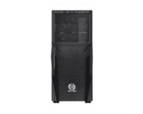 Корпус Case Tt Versa H21 Midi Tower Black, USB3.0, w/o PSU CA-1B2-00M1NN-00