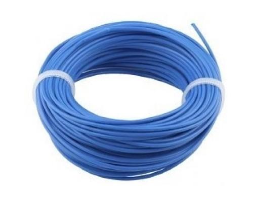ЗУБР Леска для триммеров, круг, диаметр 2,4мм, длина 15м 70101-2.4-15