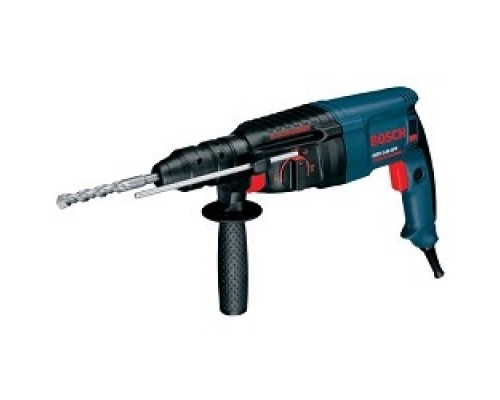 Bosch GBH 2-26 DFR SDS-plus 0611254768 800 Вт, 3Дж, 2,9кг, 3реж, кейс +патрон sds-plus