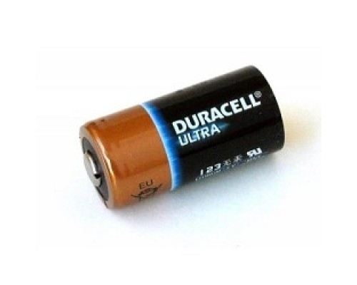 Duracell CR123 ULTRA/High power Lithium (1 шт. в уп-ке)