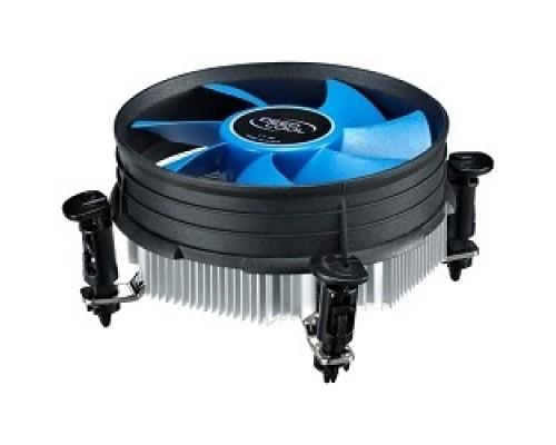 Cooler Deepcool THETA 9 PWM Soc-1150/1155/1156, 4pin, 18-45dB, Al, 95W, 269g, low-profile