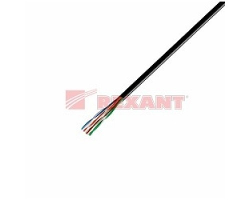 REXANT (01-0045) UTP CAT5e 4 пары (305м) 0.51 мм OUTDOOR