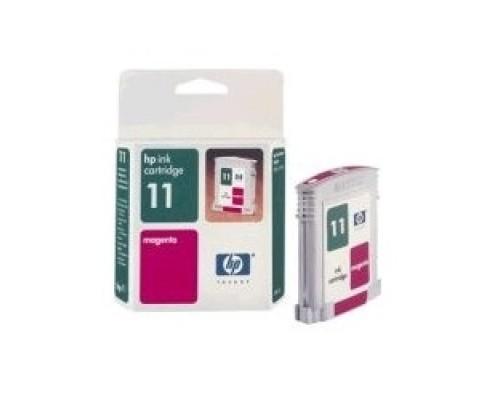 HP C4837AE Картридж №11, Magenta IJ 2200/2250/2230/2280/2600, Magenta (28ml)