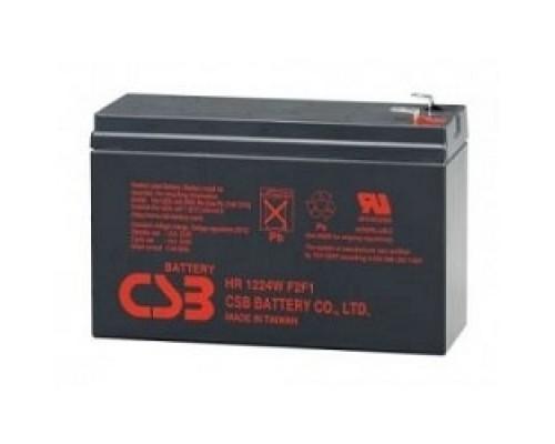 CSB Батарея HR1224W (F2F1) (12V 5,5Ah)