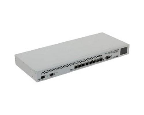 Сетевое оборудование MikroTik CCR1036-8G-2S+EM Маршрутизатор Tile-Gx36 CPU