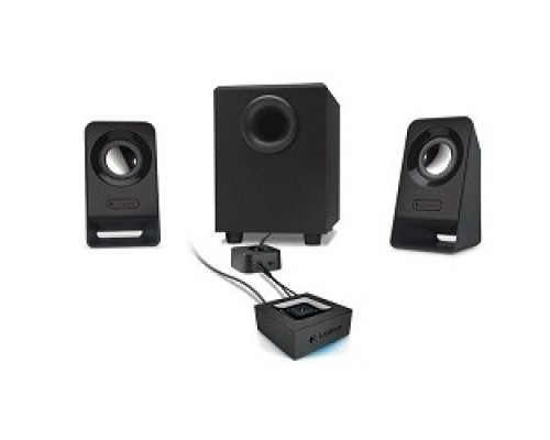 Logitech Z213 980-000942 Multimedia Speaker System Black 2.1