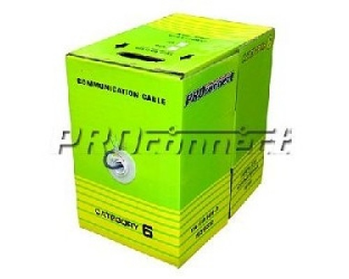 Proconnect (01-0047-3) UTP CAT6 4 пары (305м) 0.57 мм CCA
