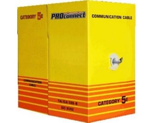 Proconnect (01-0148-3) FTP CAT5e 4 пары (305м) 0.4 мм CCA