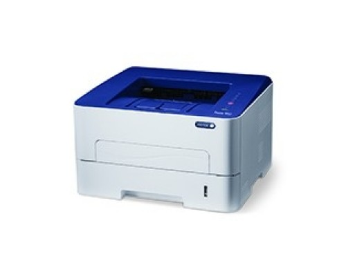 Принтер Xerox Phaser 3052V_NI A4, Laser, 26 ppm, max 30K pages per month, 256 Mb, PCL 5e/6, PS3, USB, Eth, 250 sheets main tray, bypass 1  P3052NI#