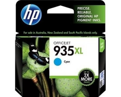 Расходные материалы HP C2P24AE Картридж №935XL, Cyan Officejet Pro 6830,