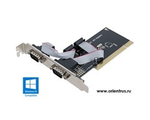 ORIENT XWT-PS050V2 OEM PCI, COM 2-ports
