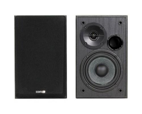 Edifier R1100 черный стерео, мощность: 42 Вт, 65-20000 Гц, материал колонок: MDF