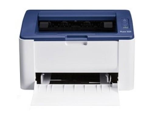 Принтер Xerox Phaser 3020V_BI A4, Laser, ppm, max 15K pages per month, 128MB, GDI P3020BI#