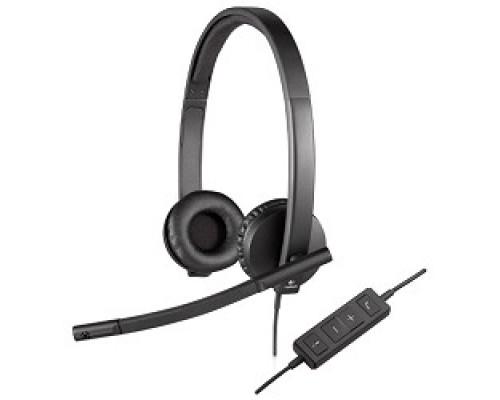 Logitech Headset H570E USB 981-000575 Stereo OEM