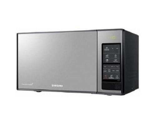 Микроволновая печь Samsung GE83XR, 850 Вт, 23 черный/ серебристый