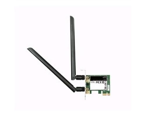Сетевое оборудование D-Link DWA-582/RU/A1A Беспроводной двухдиапазонный PCI Express адаптер AC1200