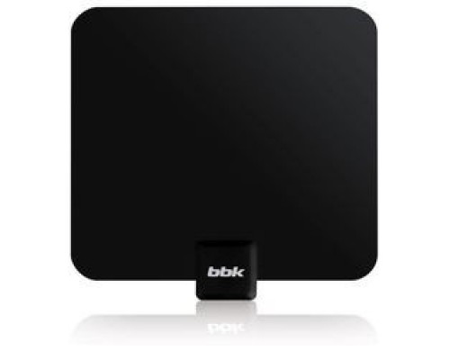 Антенны для цифровых приставок DVB-T2 BBK DA19 черная Комнатная цифровая антенна