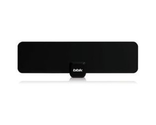 Антенны для цифровых приставок DVB-T2 BBK DA20 черная Комнатная цифровая антенна