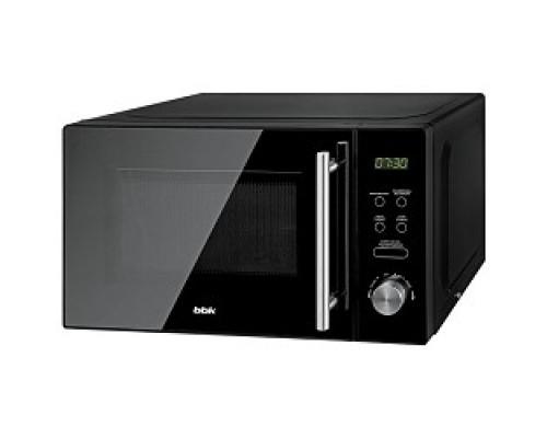 BBK 20MWS-722T/B-M (B) Микроволновая печь , 700 Вт, 20 л, чёрный