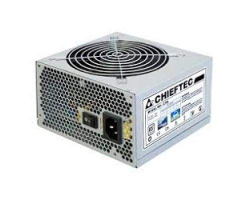 Chieftec 650W OEM GPA-650S ATX-12V V.2.3 PSU with 12 cm fan, Active PFC, 230V only