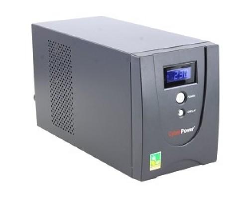 CyberPower V 2200EI LCD VALUE2200EILCD 2200VA/1320W USB/RS-232/RJ11/45 (6 IEC)