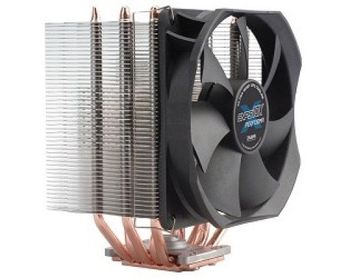 Cooler ZALMAN CNPS10X Performa (+) for 775 / 1155 / 1366 / 2011 / AM2 / AM3 / FM1, Speedcontr, 17-36дБ, 900-2000 об / м, Cu+Al, 4пин