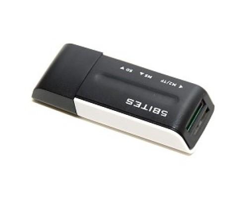Устр-ва ч/з карт памяти 5bites RE2-102BK