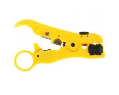 Монтажный инcтрумент 5bites LY-T352 Универсальный зачистной Нож для UTP/STP RJ59/6/7/11, плоского круглого кабеля