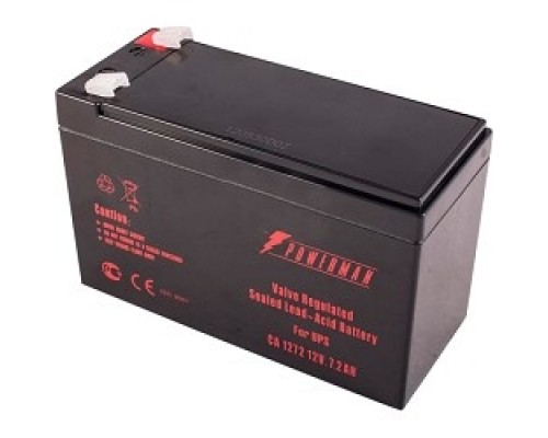 Powerman Battery 12V/7,2AH CA1272