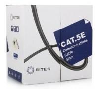 5bites UT5725-305A UTP / STRANDED / 5E / 24AWG / CCA / PVC / 305M
