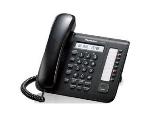 Телефон Panasonic KX-DT521RUB Системный цифровой телефон