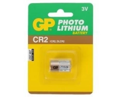 GP Lithium CR2 (1 шт. в уп-ке) 03195