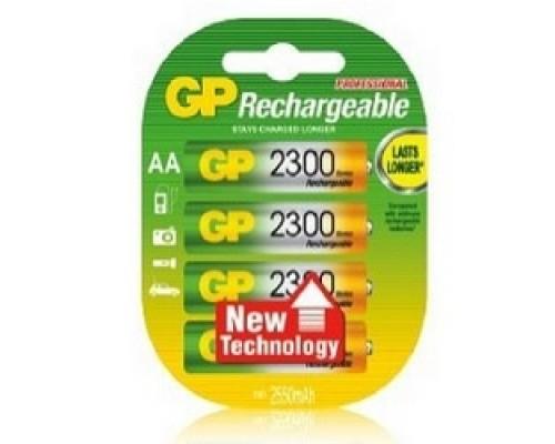 GP 230AAHC-2DECRC4 40/400 (4 шт. в уп-ке) аккумулятор