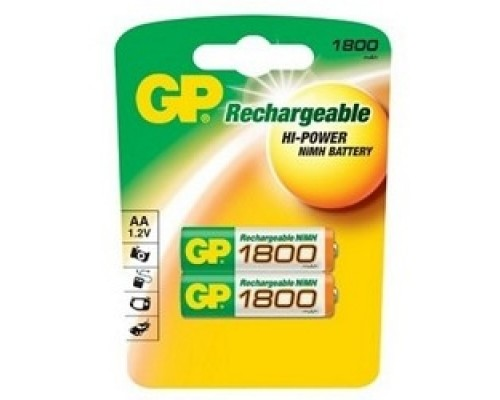 GP 180AAHC-2DECRC2 20/200 (2 шт. в уп-ке) (180AAHC-2UE2) аккумулятор