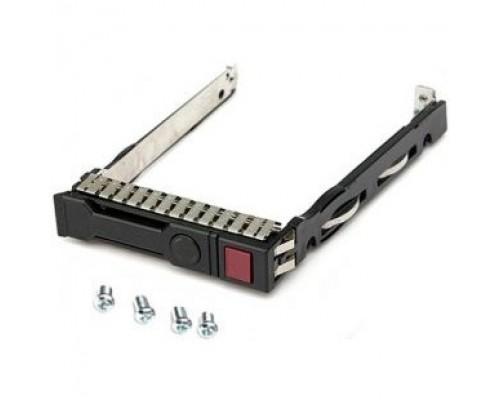 Салазки для жестких дисков HP 2.5 SAS/SATA Tray Caddy для серверов HP Gen 8/9 651687-001 / 651699-001 / 651681-001