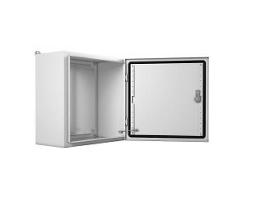 Elbox Электротех. распред. шкаф IP66 навесной (В400*Ш300*Г150) EMW c одной дверью (EMW-400.300.150-1-IP66)