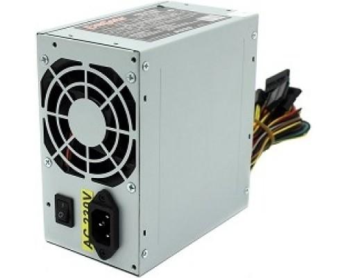 Блок питания Exegate EX219182RUS / 251753 350W ATX-AB350 OEM, 8cm fan, 24+4pin, 2*SATA, 2*IDE