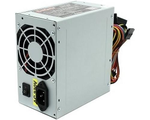 Блок питания Exegate EX219183RUS /251760 400W ATX-AB400 OEM, 8cm fan, 24+4pin, 2*SATA, 2*IDE