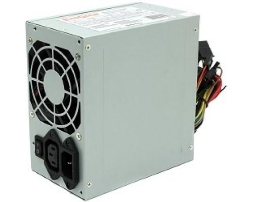 Exegate EX165131RUS 400W ATX-CP400 OEM, 8cm fan, 24+4pin, 3*SATA, 1*FDD, 2*IDE